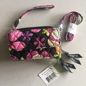 Vera Bradley All-In-One Crossbody bag